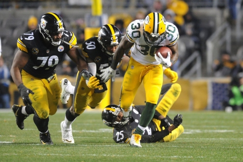 Packers vs. Steelers First Half Game Thread
