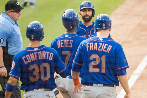 Mets set new scoring record win over Phillies with 24 runs, continue offensive tear