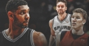 Spurs' Jakob Poeltl says he can learn from Tim Duncan, Pau Gasol