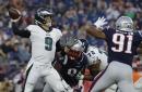Eagles-Patriots second quarter open thread