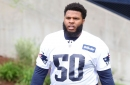 Patriots vs Eagles: Isaiah Wynn leaves game with ankle injury; questionable to return
