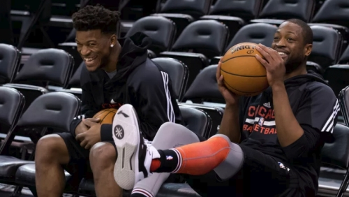 Dwyane Wade, Jimmy Butler have no chill on Gabrielle Union's Instagram post