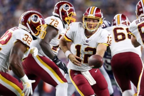 Redskins vs Jets Preseason: Samaje Perine injures ankle after big run
