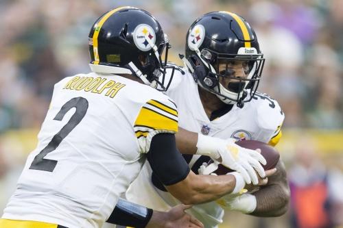 Steelers vs. Packers Preseason Week 2: 1st quarter in-game update