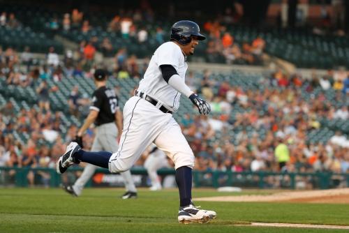 Detroit Tigers' Victor Martinez 'having fun' as retirement looms