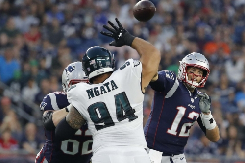 Eagles-Patriots open thread for third and fourth quarters