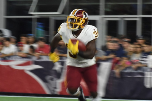 Redskins vs Jets Preseason: Byron Marshall being evaluated for lower leg injury