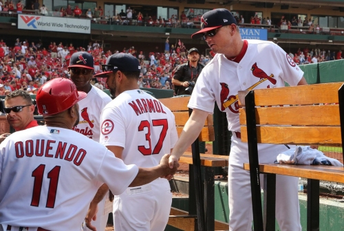 BenFred: Count Oquendo among those who hope Cardinals drop Shildt's interim tag