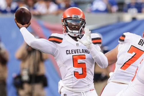 Bills-Browns: Five things to watch in Friday's preseason game