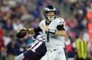 Eagles-Patriots Final Score: Nate Sudfeld shines in Philadelphia's loss to New England, 37-20