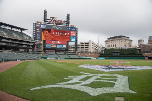 Detroit Tigers honor Aretha Franklin with song titles in game notes