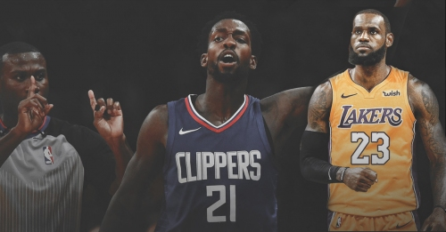 Patrick Beverley says that Clippers are better than LeBron James-led Lakers