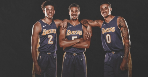 Josh Hart says Lakers' young core is 'wise beyond [its] years'