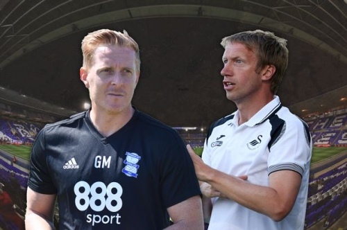 The early Birmingham City v Swansea City team news you can expect to see