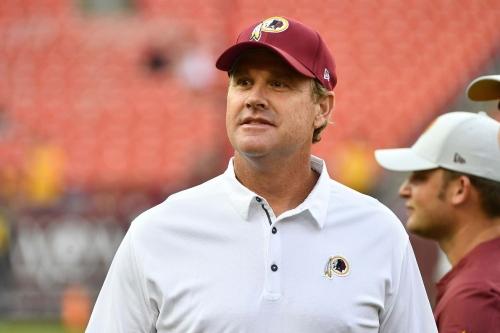 Jay Gruden Presser: Redskins defeat Jets 15-13