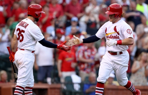At center of Cardinals' defensive uptick, rookie Bader credits rookie coach McGee