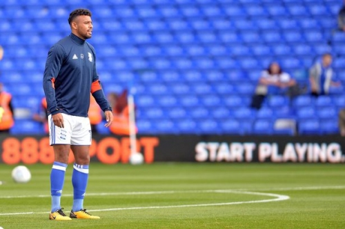 Birmingham City boss Garry Monk reveals when we can expect Isaac Vassell to be available