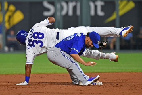 It's late: Royals win 6-2
