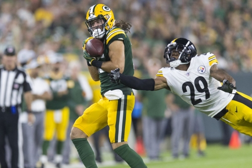 Packers stock watch: Coming-out party for Jake Kumerow, Josh Jackson, Reggie Gilbert vs. Steelers