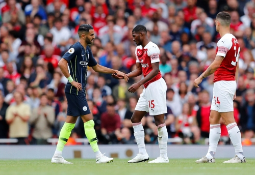 Arsenal starlet Ainsley Maitland-Niles out for 6-8 weeks with leg fracture