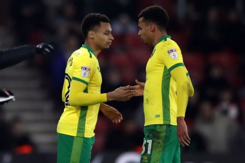 The fascinating 'telepathy' of Josh and Jacob Murphy as Cardiff City v Newcastle United clash presents strange situation