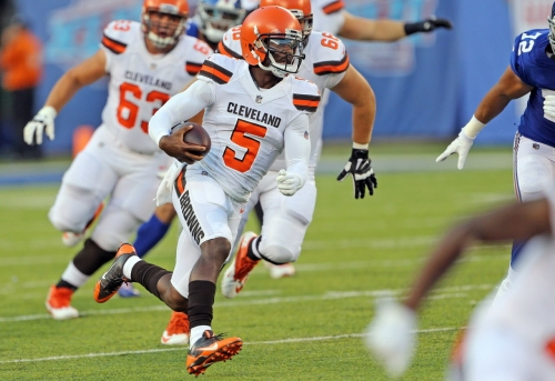 Cleveland Browns vs. Buffalo Bills: Time, channel, how to watch and live stream