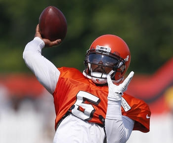 NFL roundup: Browns' Taylor faces Bills; Mayfield-Allen spicy subplots