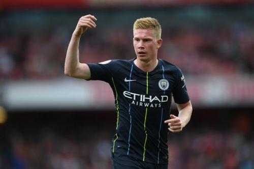 Man City give Kevin De Bruyne injury update