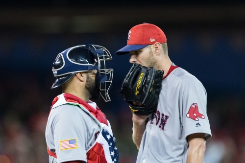 Daily Red Sox Links: Chris Sale, Mookie Betts, Sandy Leon