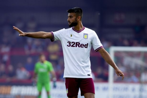 Aston Villa defender Easah Suliman is the latest player to go out on loan
