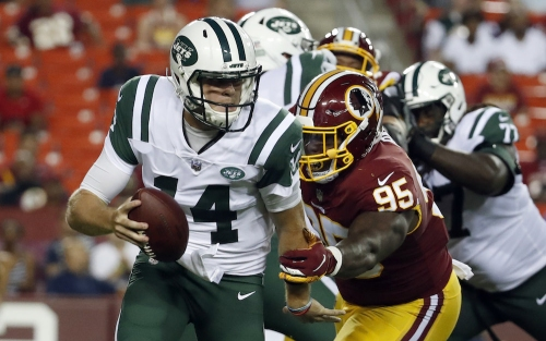 How the Jets' offensive line struggles actually help Todd Bowles