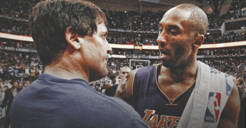 Kobe Bryant went off on the Mavs after Mark Cuban suggested the Lakers amnesty him