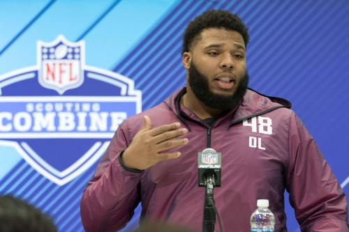 Is Isaiah Wynn in for a redshirt year?