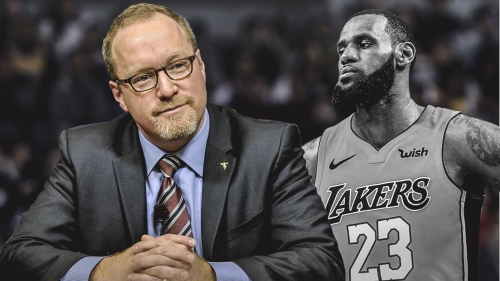 David Griffin says LeBron James no longer have luxury of peaking late in the West