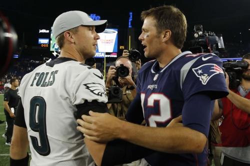 Eagles v. Patriots: 9 winners, losers, and I don't knows