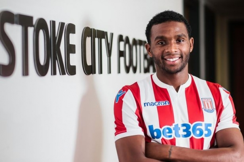 Stoke City complete signing of Everton defender Cuco Martina