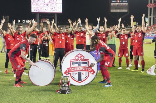 My experience at the 2018 Canadian Championship final
