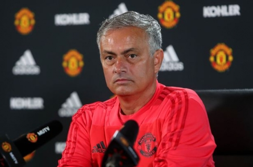 Jose Mourinho Manchester United press conference LIVE Paul Pogba updates
