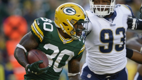 Packers news: Jamaal Williams suffers ankle injury