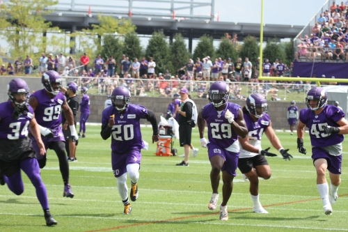 Vikings Training Camp Evaluations, Part II: Defense/Special Teams