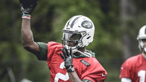 Jets' Teddy Bridgewater admits he was intentionally looking to get hit in Redskins game