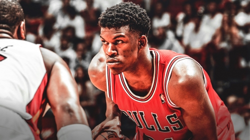2013 Eastern Conference Finals, Jimmy Butler played 48 straight minutes in 3 consecutive games