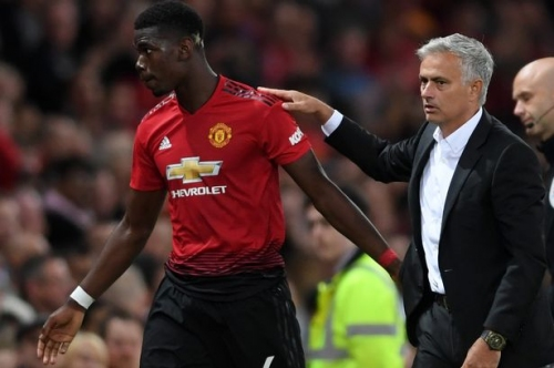 Manchester United speak out on Paul Pogba rift reports