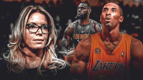 Jeanie Buss on Kobe Bryant's potential return to play with LeBron James