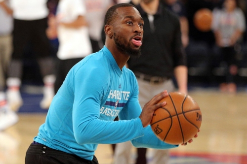 Kemba Walker: 'MSG is a special place. The Knicks are a special team'