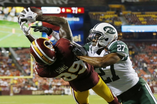 Redskins Vs. Jets - Studs and Duds
