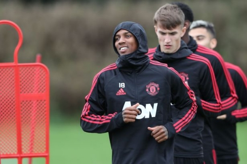 Who is Callum Gribbin? Manchester United player profile as he trains with first team