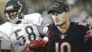 Bears' Mitchell Trubisky says 'nobody has any hard feelings' about Roquan Smith's holdout