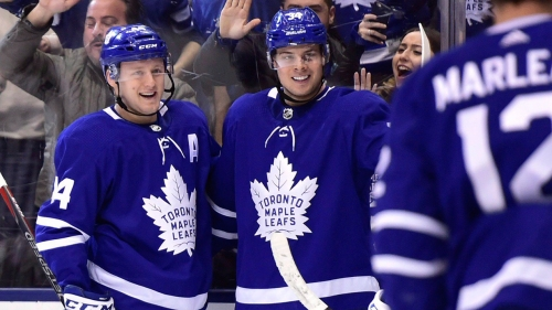 John Bartlett will now be calling the action for the Maple Leafs on Sportsnet