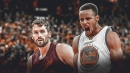 Stephen Curry admits he looked to torch Kevin Love on switches after Game 7 of 2016 NBA Finals